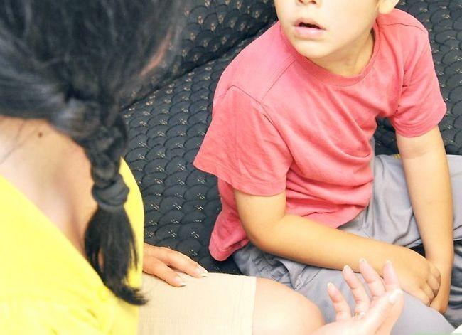 Titel afbeelding Talk to Children About Their Food Allergieën Step 9