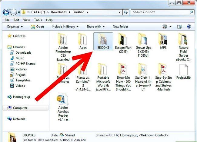 Titel afbeelding Unhide Folders in Windows 7 Step 6