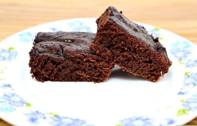 Titel afbeelding Make Coffee Brownies Step 14