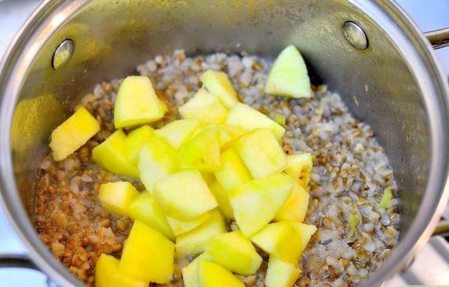 Titel afbeelding Make Gluten Free Apple Bookwheat Cereal Step 4