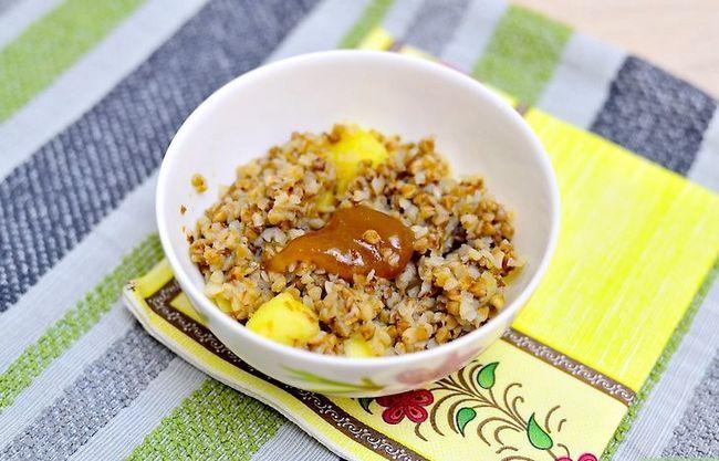 Titel afbeelding Make Gluten Free Apple Bookwheat Cereal Step 7