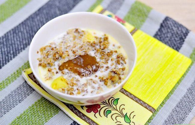 Titel afbeelding Make Gluten Free Apple Bookwheat Cereal Step 8