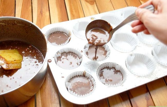 Titel afbeelding Make Bacon Cupcakes Step 18