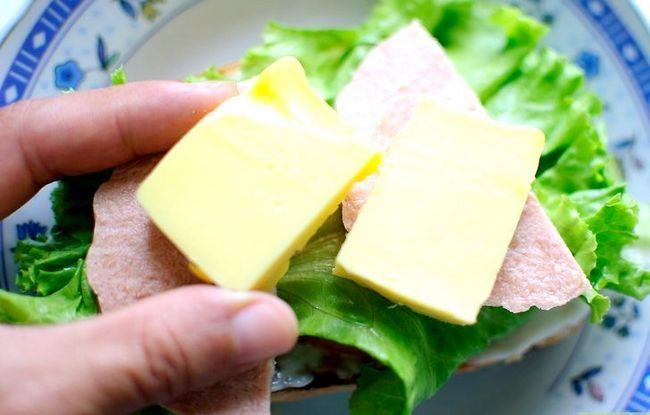 Titel afbeelding Make a Ham Sandwich Step 7