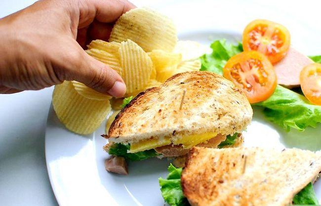 Titel afbeelding Make a Ham Sandwich Step 10
