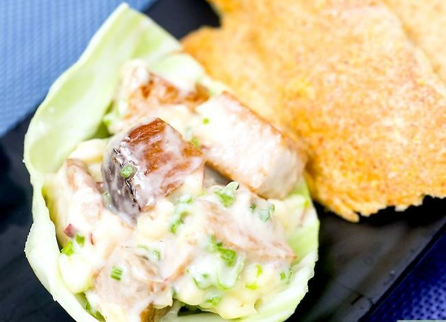 Titel afbeelding Make Tuna Salad Step 19