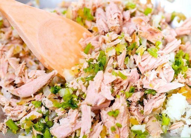 Titel afbeelding Make Tuna Salad Step 2