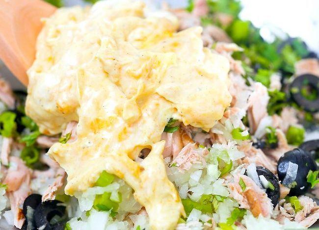 Titel afbeelding Make Tuna Salad Step 23