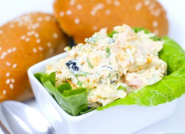 Titel afbeelding Make Tuna Salad Step 26