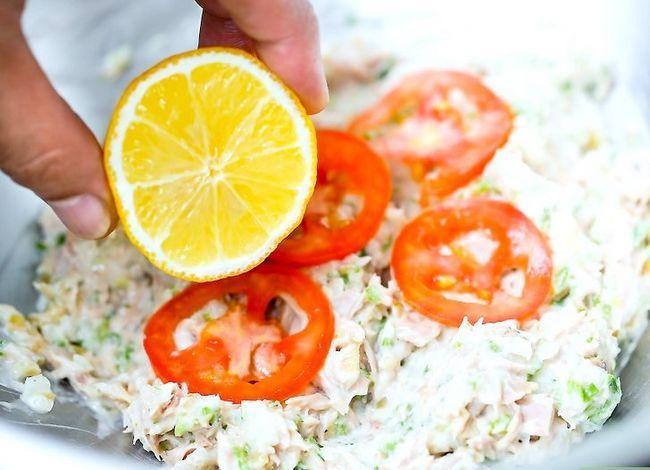 Titel afbeelding Make Tuna Salad Step 7