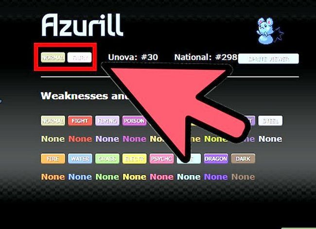 Titel afbeelding Evolve Azurill Step 1