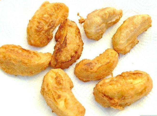 Titel afbeelding Make Apple Fries Stap 13