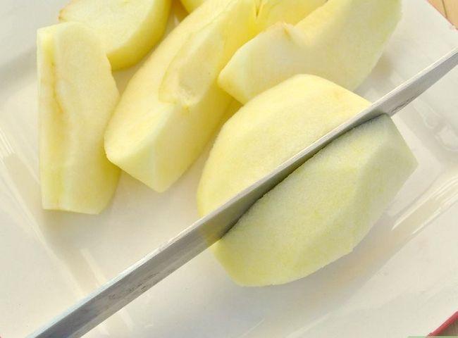 Titel afbeelding Make Apple Fries Step 2