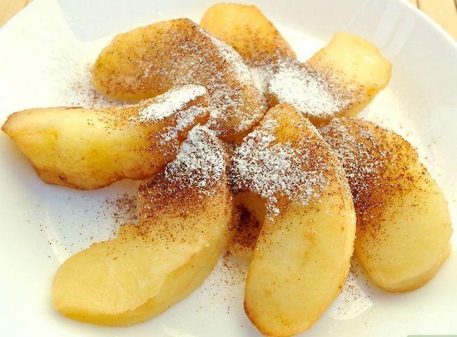 Titel afbeelding Make Apple Fries Step 6