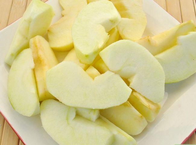 Titel afbeelding Make Apple Fries Step 10
