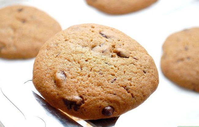 Titel afbeelding Chocolate Chip Cookies Step 12