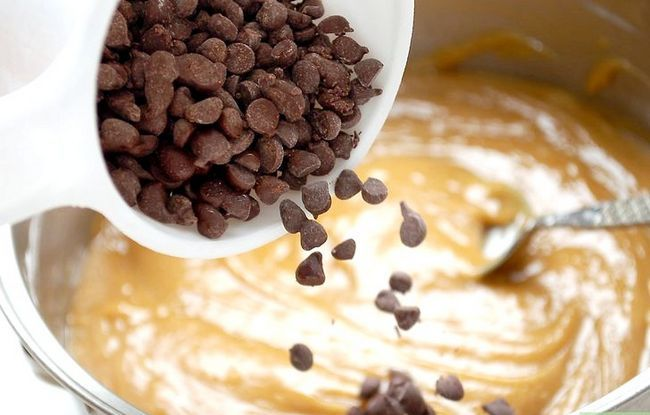 Titel afbeelding Chocolate Chip Cookies Step 7