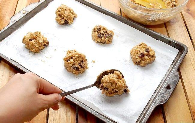 Titel afbeelding Bake Oatmeal Cookies Step 7