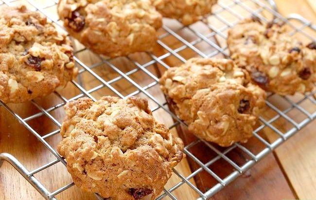 Titel afbeelding Bake Oatmeal Cookies Step 9
