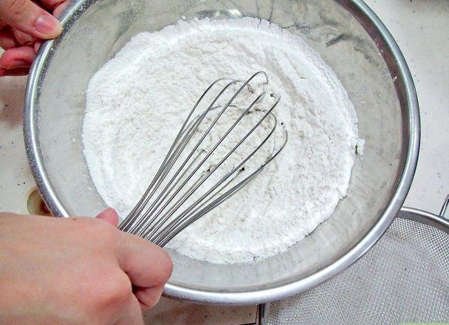 Titel afbeelding Bake Chocolate Chip Bar Cookies Step 4