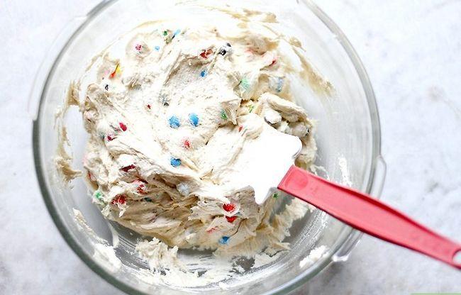 Titel afbeelding Make M & M Cookies Step 6