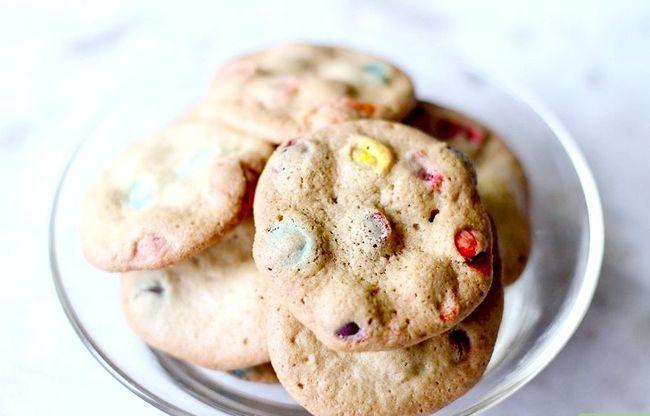 Titel afbeelding Make M & M Cookies Step 10