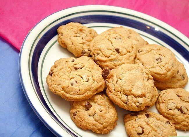 Titel afbeelding Make Chocolate Chip Peanut Butter Cookies Final