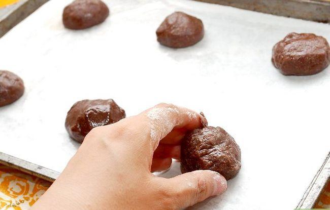 Titel afbeelding Make Nutella Cookies Step 13