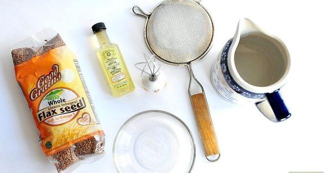 Titel afbeelding Make Flaxseed Hair Gel Step 1
