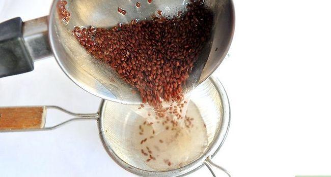 Titel afbeelding Make Flaxseed Hair Gel Step 5