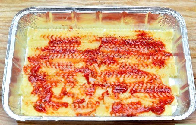 Titel afbeelding Make Vegetarian Lasagna Step 4
