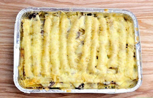 Titel afbeelding Make Vegetarian Lasagna Intro