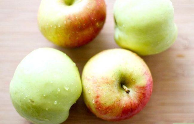 Titel afbeelding Make Caramel Apples Step 1