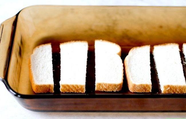 Titel afbeelding Make French Toast Sticks Step 1