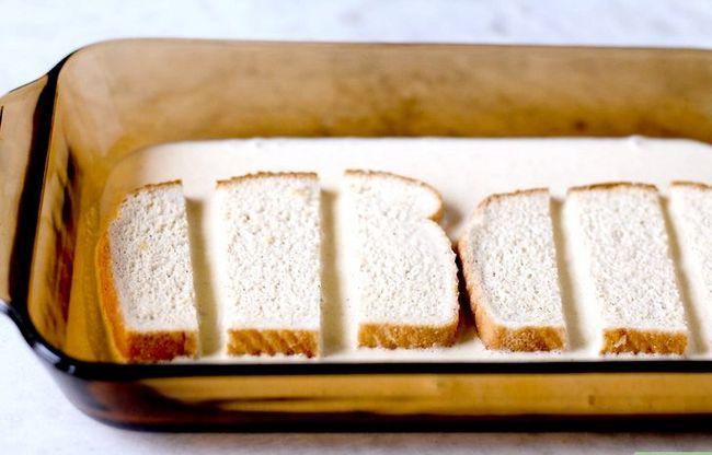 Titel afbeelding Make French Toast Sticks Step 2