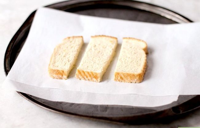 Titel afbeelding Make French Toast Sticks Step 4