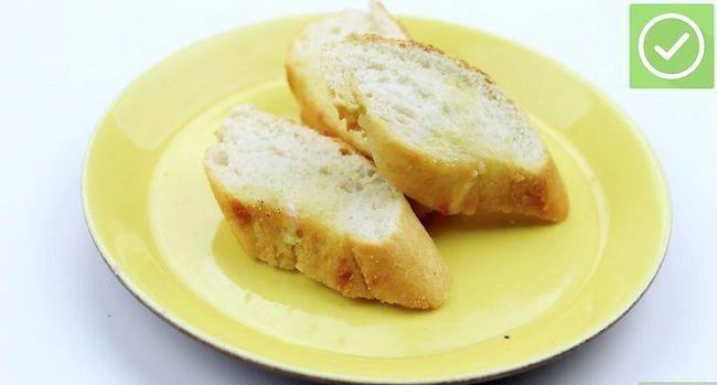 Titel afbeelding Make Garlic Bread Step 12
