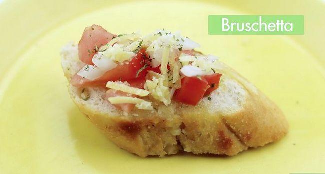 Titel afbeelding Make Garlic Bread Step 14