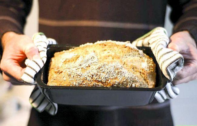 Titel afbeelding Make Vegan Oatmeal Bread Step 6