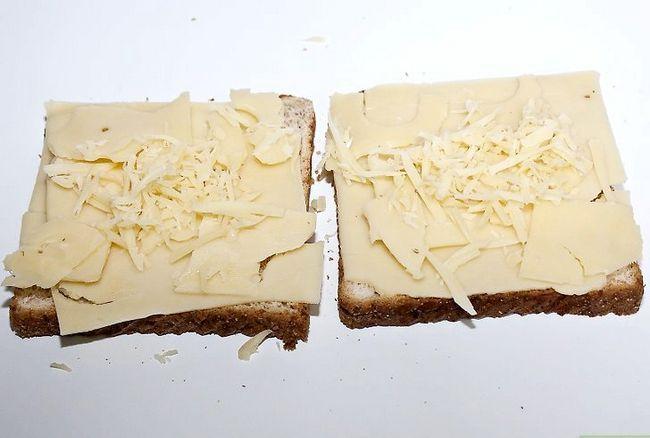 Titel afbeelding Cheese on toast Step 3