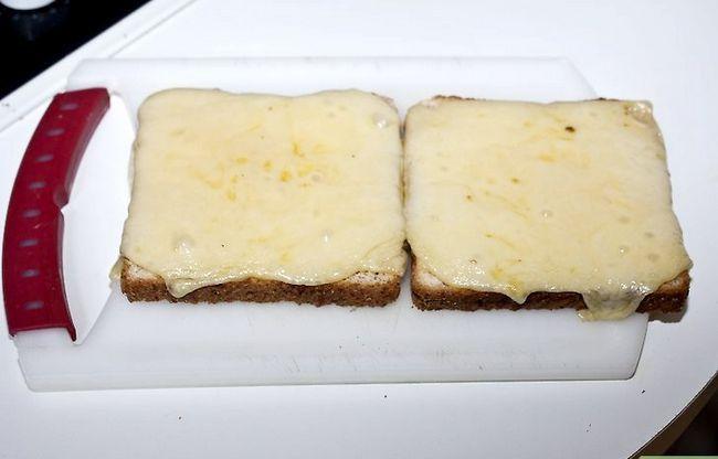 Titel afbeelding Cheese on toast Step 6