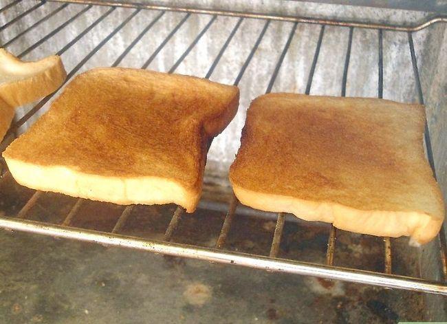Titel afbeelding Make Toast in een oven Stap 5