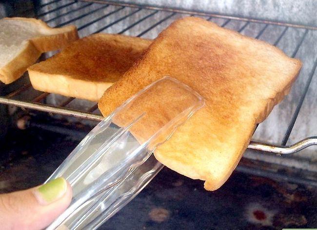 Titel afbeelding Make Toast in een oven Stap 7