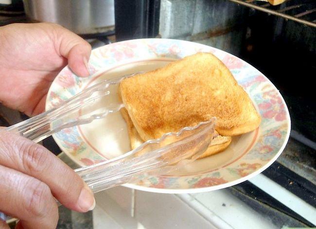 Titel afbeelding Make Toast in een oven Stap 8