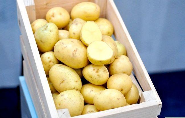 Titel afbeelding Make Parsley Potatoes Step 1