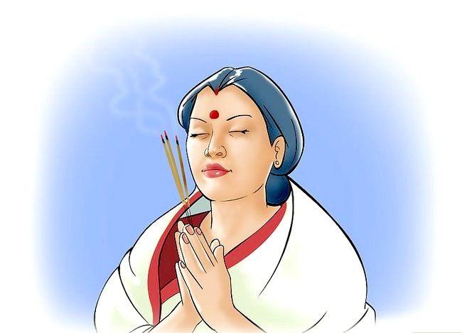 Titel afbeelding Perform Puja Step 16