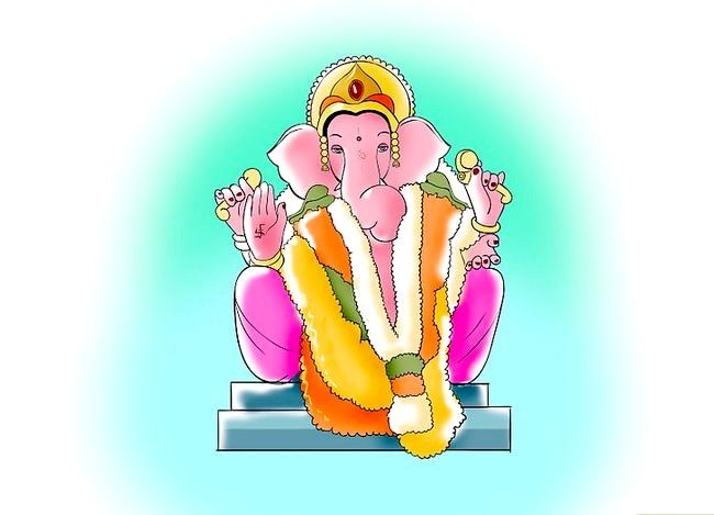 Titel afbeelding Perform Puja Step 7