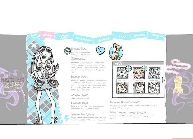 Titel afbeelding Make Your Monster High Doll Live in Paradise Stap 14
