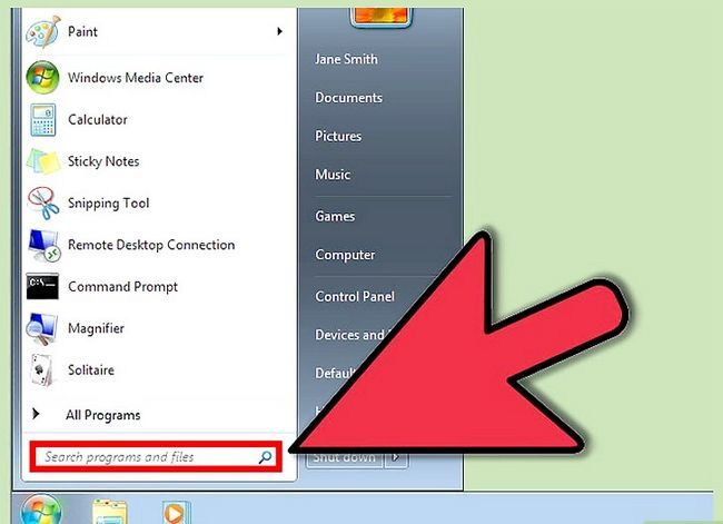 Titel afbeelding Make Windows 7 Zoekbestand Inhoud Stap 7