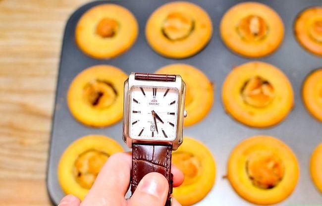 Titel afbeelding Make Chocolate Chip Cookie Deeg Cupcakes Stap 19